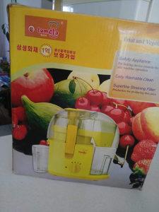 Mašina za pravljenje soka