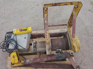 Građevinska dizalica 750 kg nosivosti