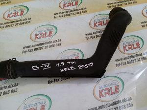 Crijevo Golf 4 1.9 TDI 1J0145762P KRLE 20519