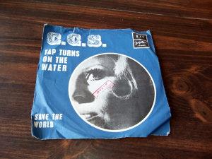 Singl ploča; C C S / Tap Turns On The Water