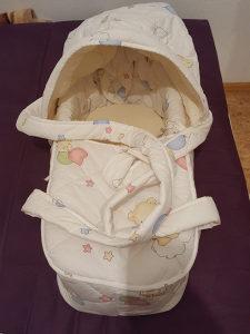 Nosiljka za bebu novo.