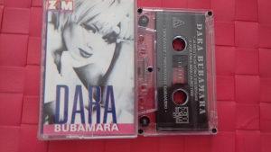 audio kaseta DARA BUBAMARA