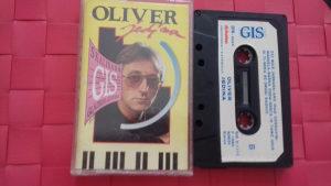 audio kaseta OLIVER DRAGOJEVIĆ