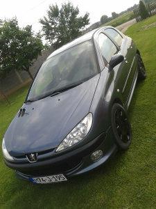 Peugeot 206 1.6 dizel HDi 2005 god tek registrovan
