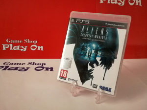 Aliens Colonial Marines (Playstation 3 - PS3)
