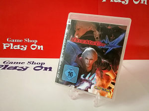 Devil May Cry 4 (Playstation 3 - PS3)