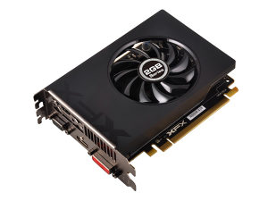 AMD Radeon R7 240 XFX 2GB DDR3