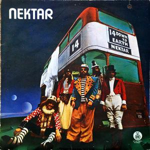 Nektar - Down To Earth LP