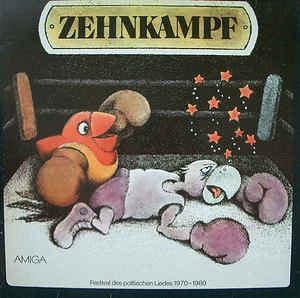 Zehnkampf 2LP