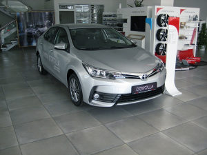 Toyota Corolla 1.6 Valvematic M/T6 Style