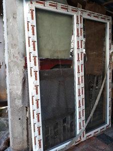 Balkonska vrata pvc 160 x 210