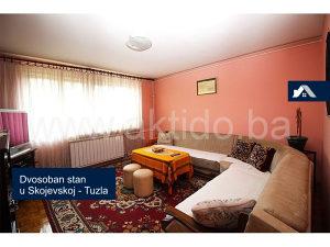 Dvosoban stan u Skojevskoj, Tuzla