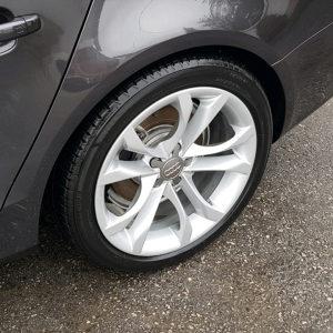 Alu felge 18 ske Audi ORIGINAL
