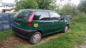 Fiat Punto,1,7 TD