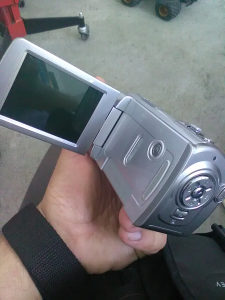 kamera yashica hd