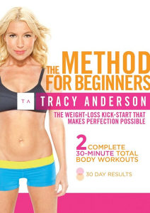 Tracy Anderson Method for Beginners Workout DVD
