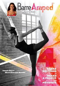 Suzanne Bowen - Barre Amped Boot Camp- DVD