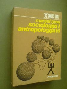 Marsel Mos: Sociologija i antropologija 1