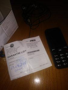 Telefon Alcatel onetouch 1016D