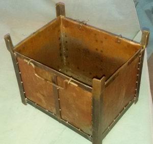 Metalne kutije za sitnu robu
