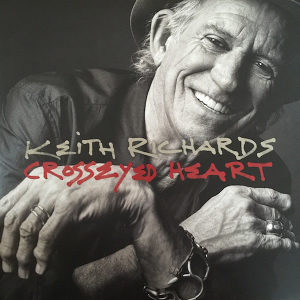 Keith Richards - Crosseyed Heart 2LP
