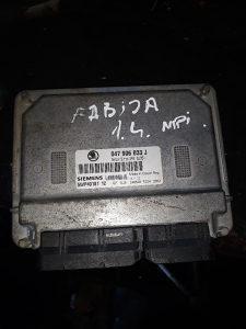 Kompjuter motora fabia 1.4 ben 061 977 690
