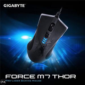 Miš gigabyte force M7 thor