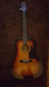 Akusticna gitara Fender CD-60