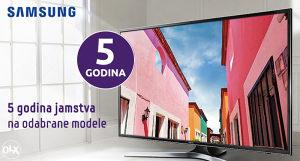 """Samsung 4K 40"""" UltraHD 40MU6172 Smart TV WiFi UHD"""