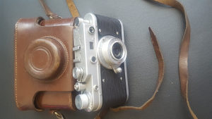 Fotoaparat ZORKI