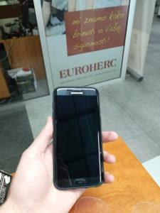 Samsung S7 edge, pismena garancija