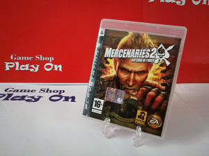 Mercenaries 2 World in Flames (Playstation 3 - PS3)