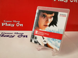 Mirrors Edge (Playstation 3 - PS3)