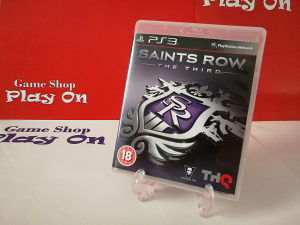 Saints Row 3 The Third (PS3 - Playstation 3)