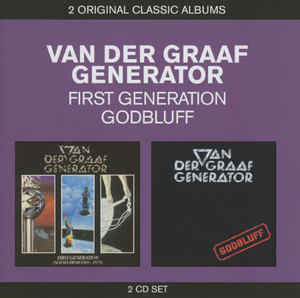 Van Der Graff Generator - First Generation 2CD