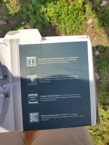 Robot cistac prozora