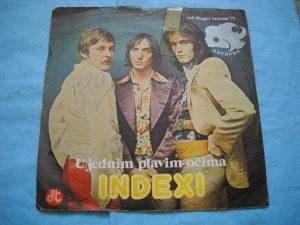 Stara singl ploča - Indexi