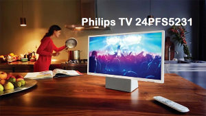 "Philips 24"" FullHD TV 24PFS5231 + SOUND BAR integrisan"