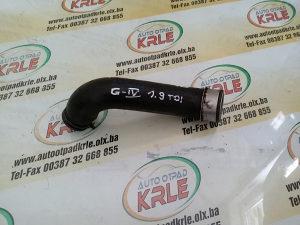 Crijevo Golf 4 1.9 TDI 1J0145828D KRLE 20498