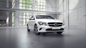 Mercedes - Benz CLA 200 d Coupe