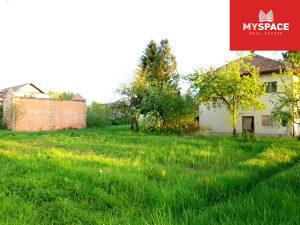 MY SPACE/ Zemljiste sa kucom/ Osijek/ 2030 m2 (3000 m2)
