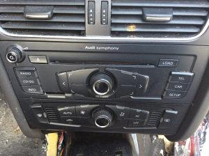 Prekidač klime/Klimatronik Audi A4 2008