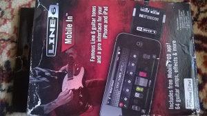 line 6 mobile in efektni modul za gitaru
