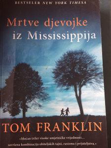 Knjiga - Tom Franklin