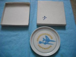 Keramički tanjir - Komandno osoblje Luftwaffe