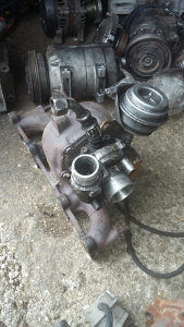 Turbina golf 4 tdi 66kw