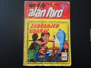 Alan Ford superstrip 112
