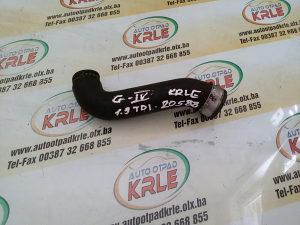 Crijevo Golf 4 1.9 TDI 1J0145828D KRLE 20588