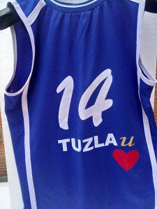 Košarkaški dres - Jedinstvo Tuzla original