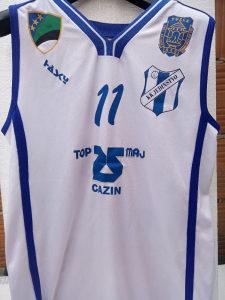Košarkaški dres Jedinstvo Tuzla original